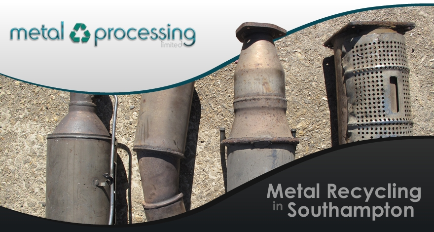 Catalytic Converter recycling in Southampton | Metal ...